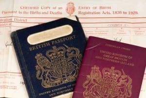UK Passport Renewal Hong Kong
