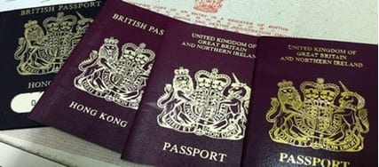 Contact British Connections for help if you need to register as a British Citizen from overseas